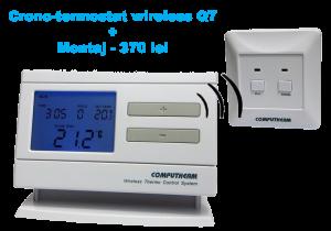 montaj termostat centrala immergas